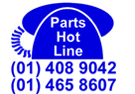 Parts Hotline Image