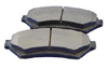 Ford Transit Connect brake pads