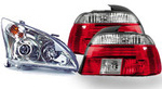 Ford Focus lamps