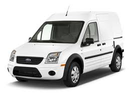 Ford Transit Connect van